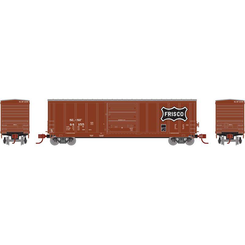 N 50' PS 5277 Single Door Box SLSF #44155