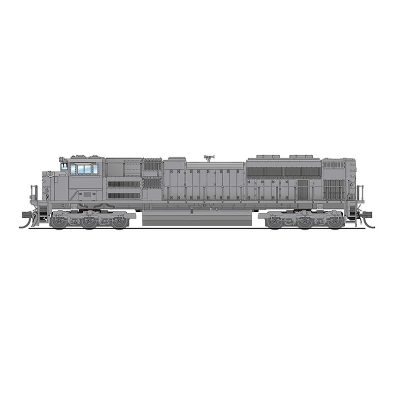 N EMD SD70ACe Paragon3, Unnumbered