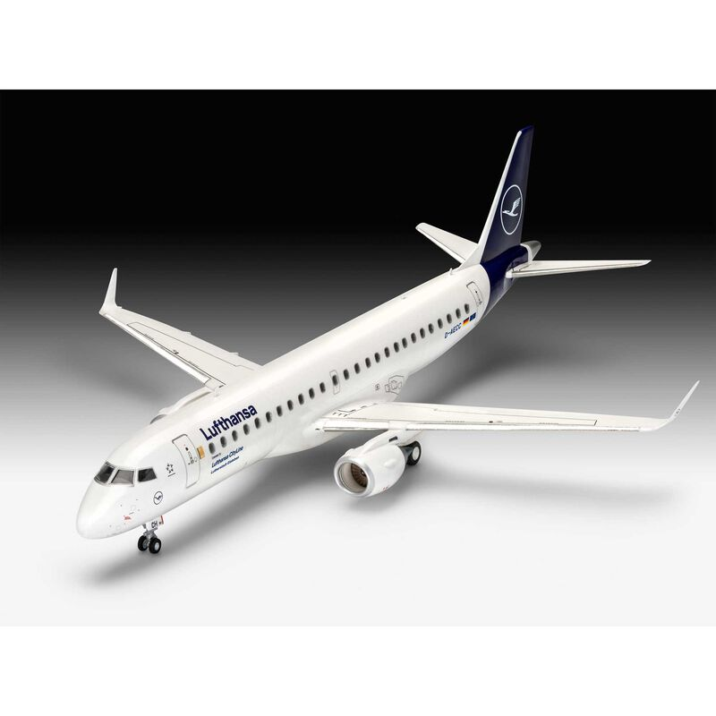1/144 Embraer 190 Lufthansa New Livery