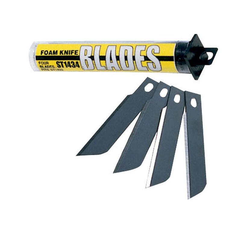 Foam Knife Blades (4)