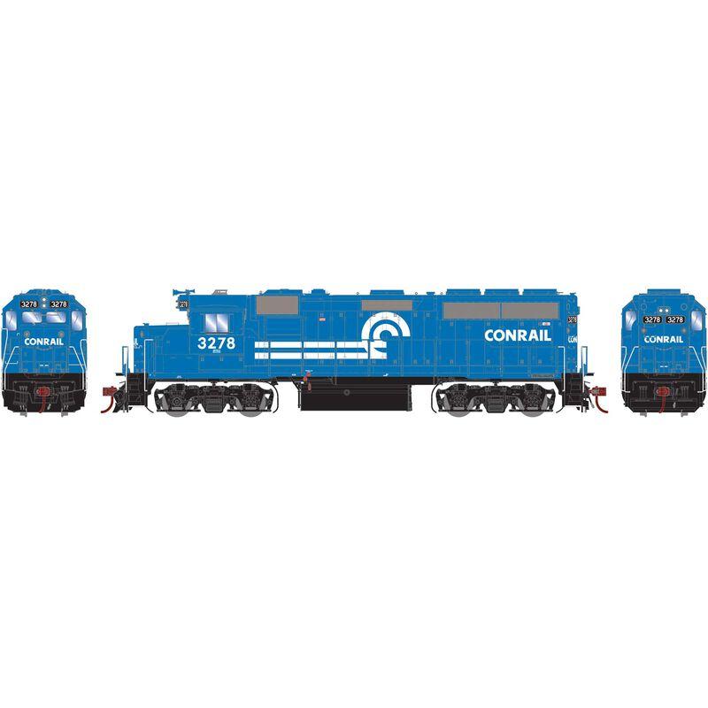 HO GP40-2 with DCC & Sound CR ex RDG #3278