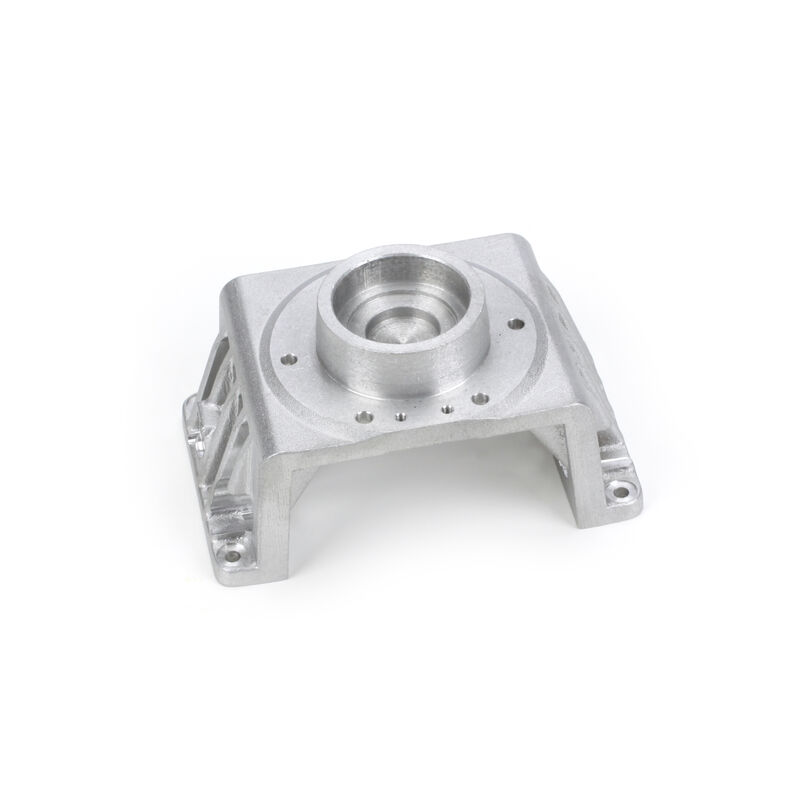Rear Cover and Engine Mount: BG