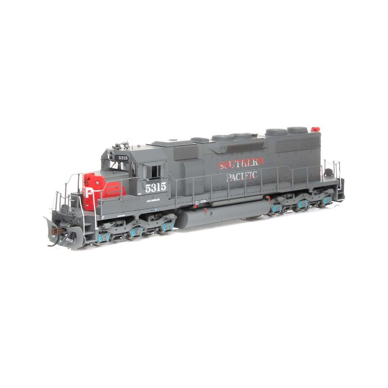 HO RTR SD39 SP Worn Lettering #5315