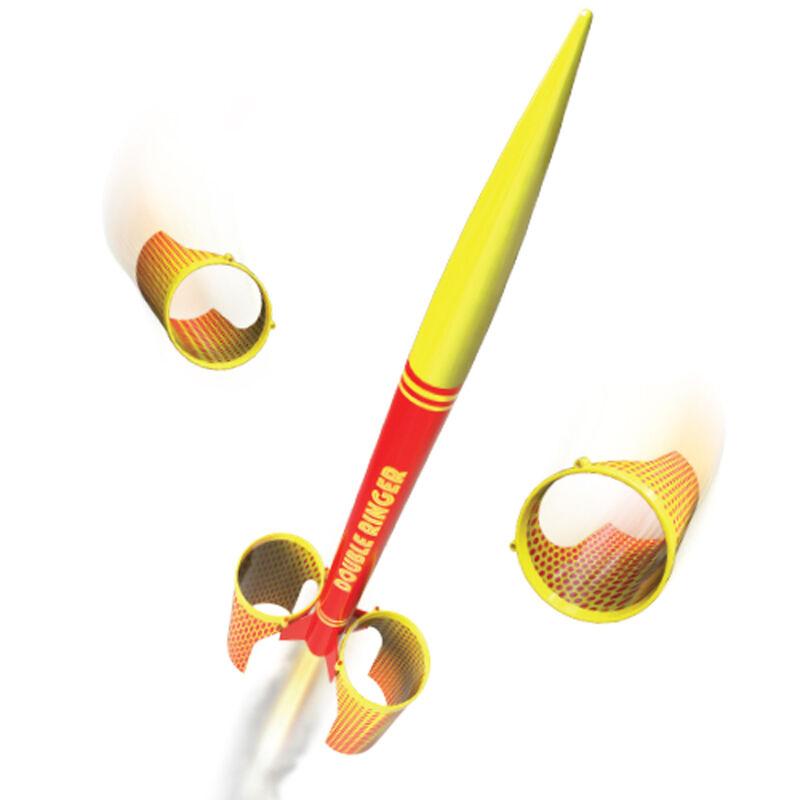 Double Ringer Rocket Kit, Beginner