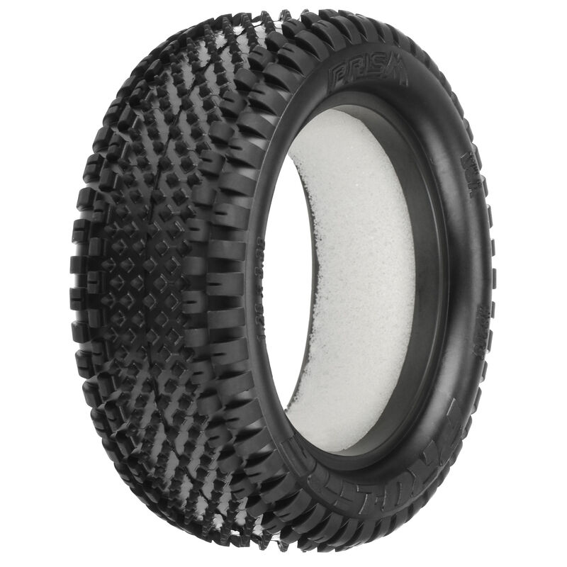 Prism 2.2 4WD Z4 Sft Carpet Buggy Front Tire (2)