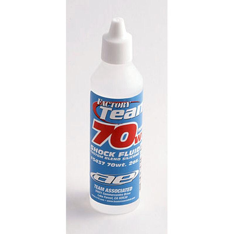 Factory Team Silicone Shock Fluid, 70Wt (900 cSt) 2oz
