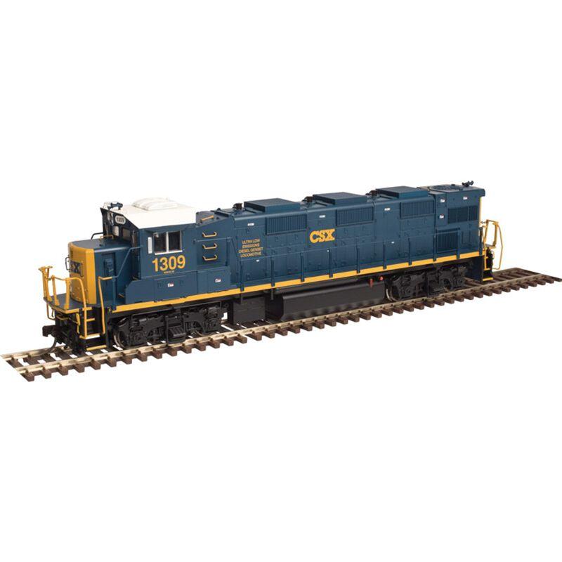 HO Trainman NRE Genset II CSX #1313