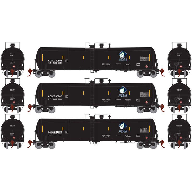 HO RTR 30 000 Gallon Ethanol Tank ADMX #1 (3)