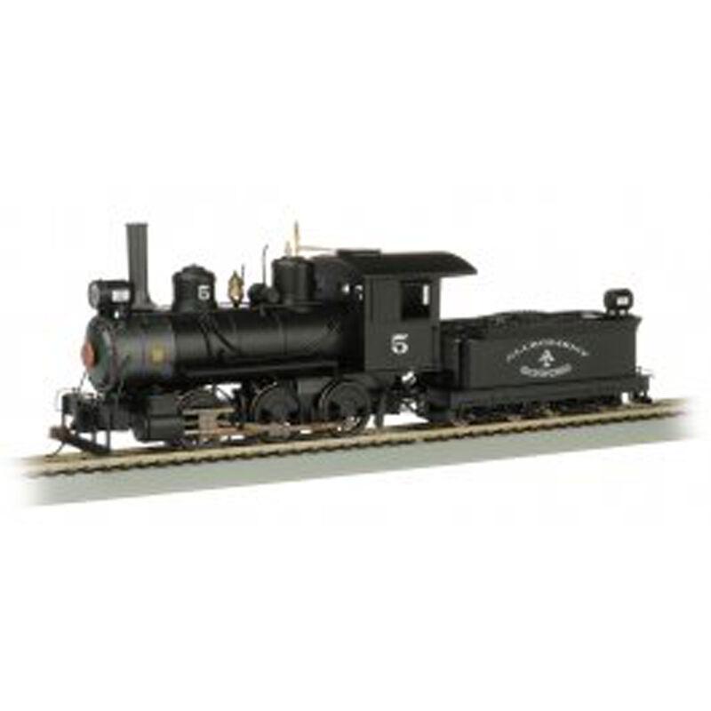 On30 Spectrum 0-6-0 w DCC Allegheny Iron Works