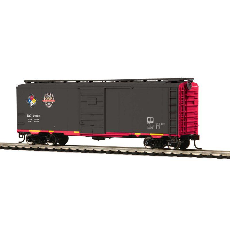 HO 40' PS-1 Box NS #490411