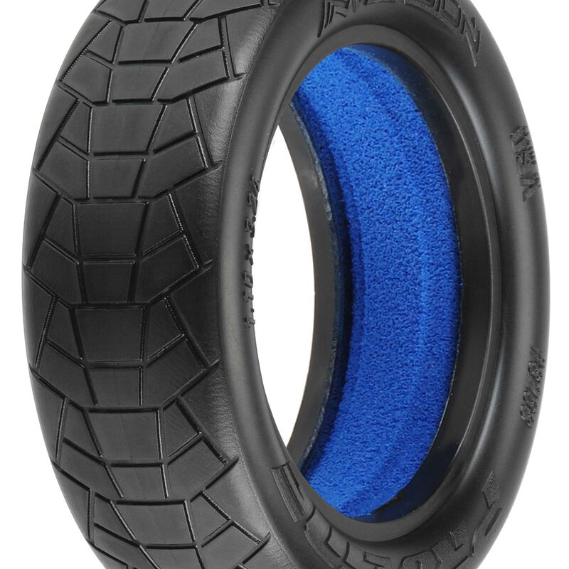 "Front Inversion 2.2"" 2WD M4 Tire  Indoor Buggy (2)"