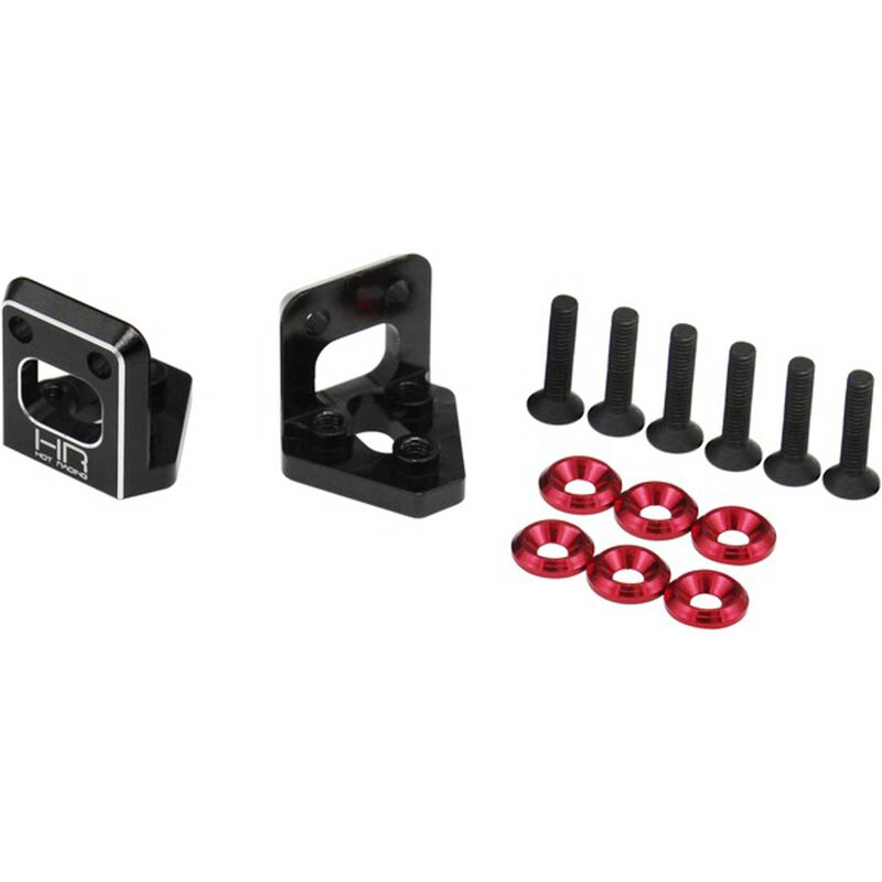 Aluminum Lower Diffuses Wing mount: 1/7 LIMITLESS
