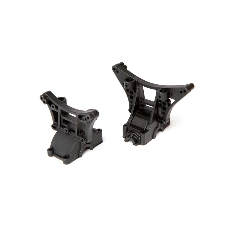 Front/Rear Shock Tower Set: 1/10 4wd All