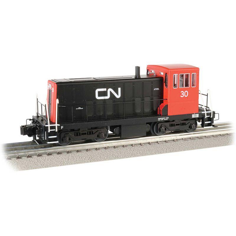 O Williams GE 70-Ton Diesel CN