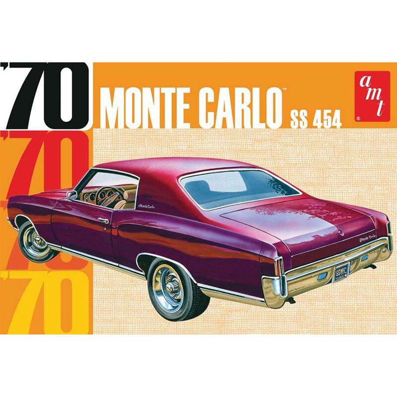1 25  1970 Chevy Monte Carlo
