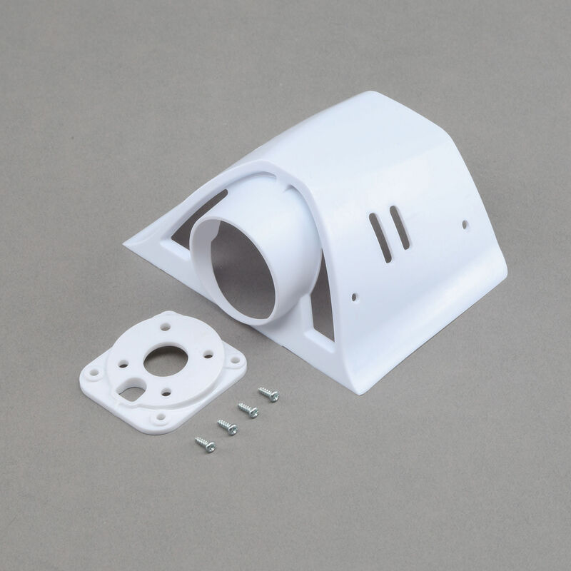 Motor Mount and Cover: ICON A5