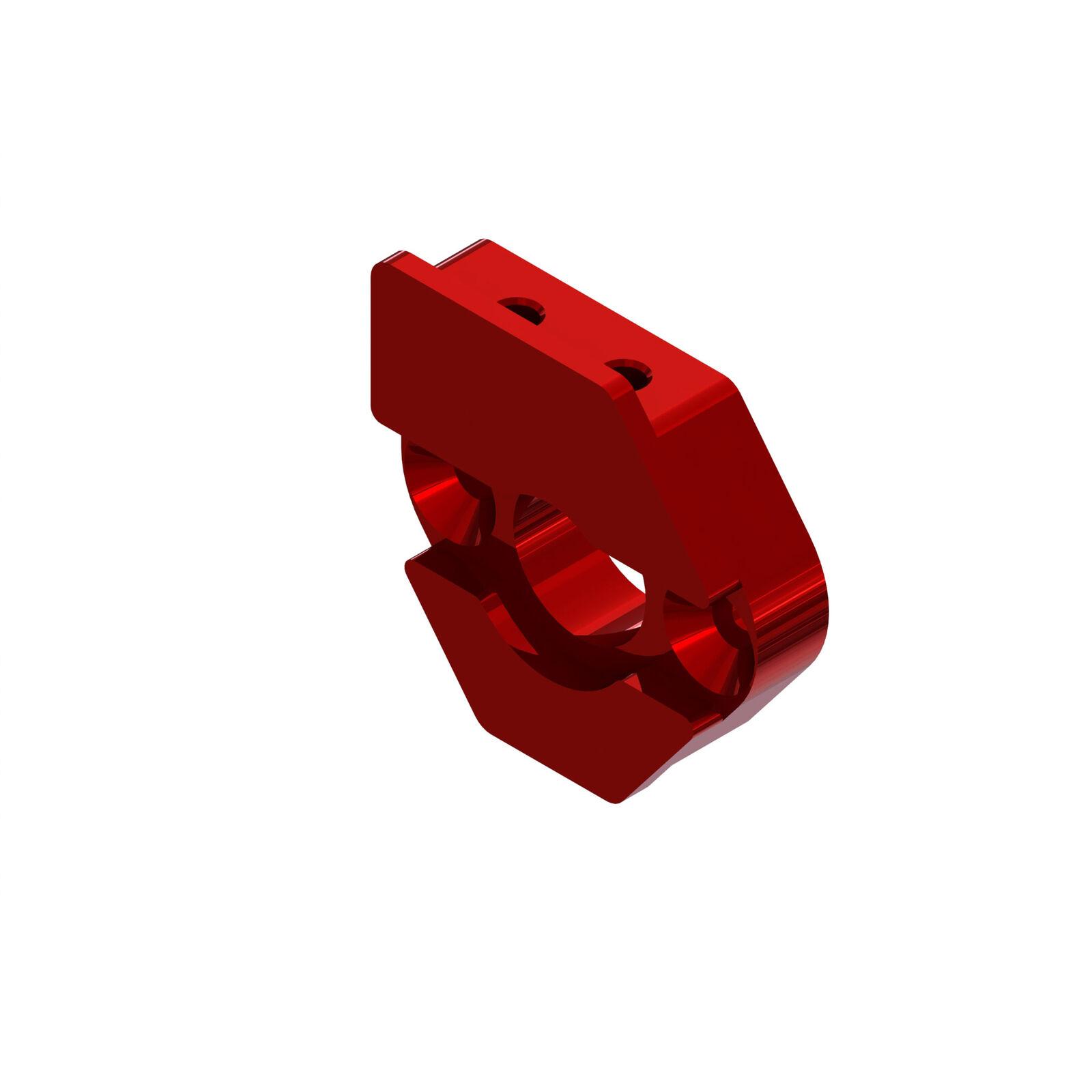 Sliding Motor Mount Plate, Red