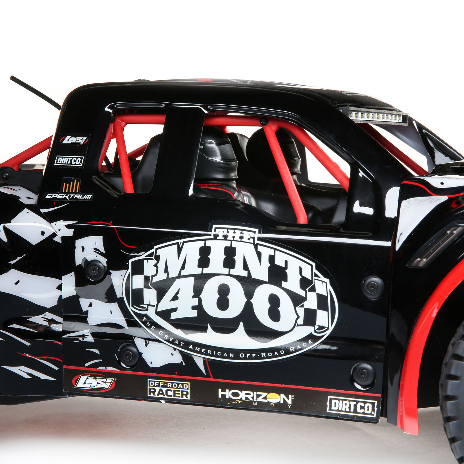 1/10 Mint 400 Ford Raptor Baja Rey LE 4WD RTR