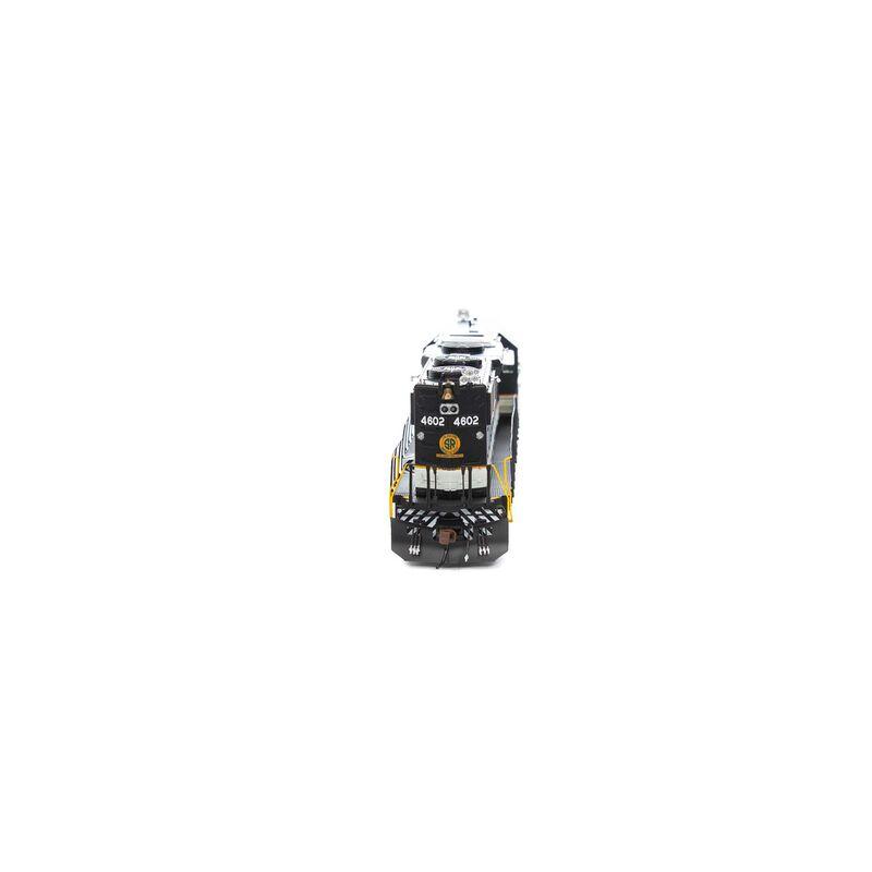 HO GP39X with DCC & Sound SOU #4601