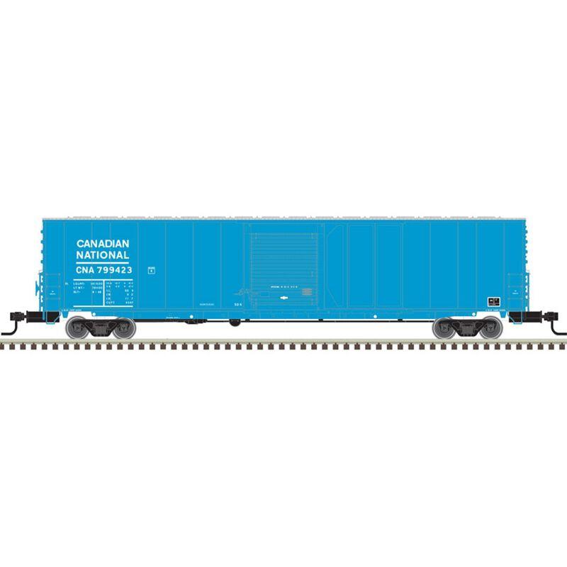 N 60'  Single Door Auto Box CN #799443