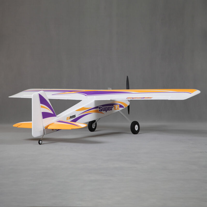 Super EZ 1220mm V4 RTF with Floats