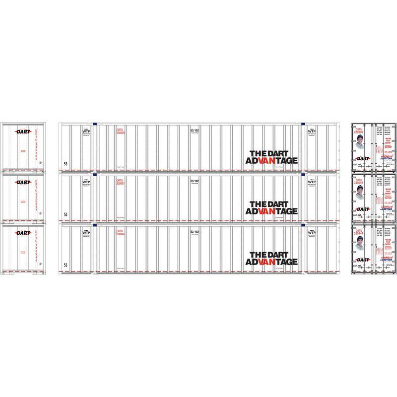 N 53' Stoughton Container, DART (3)