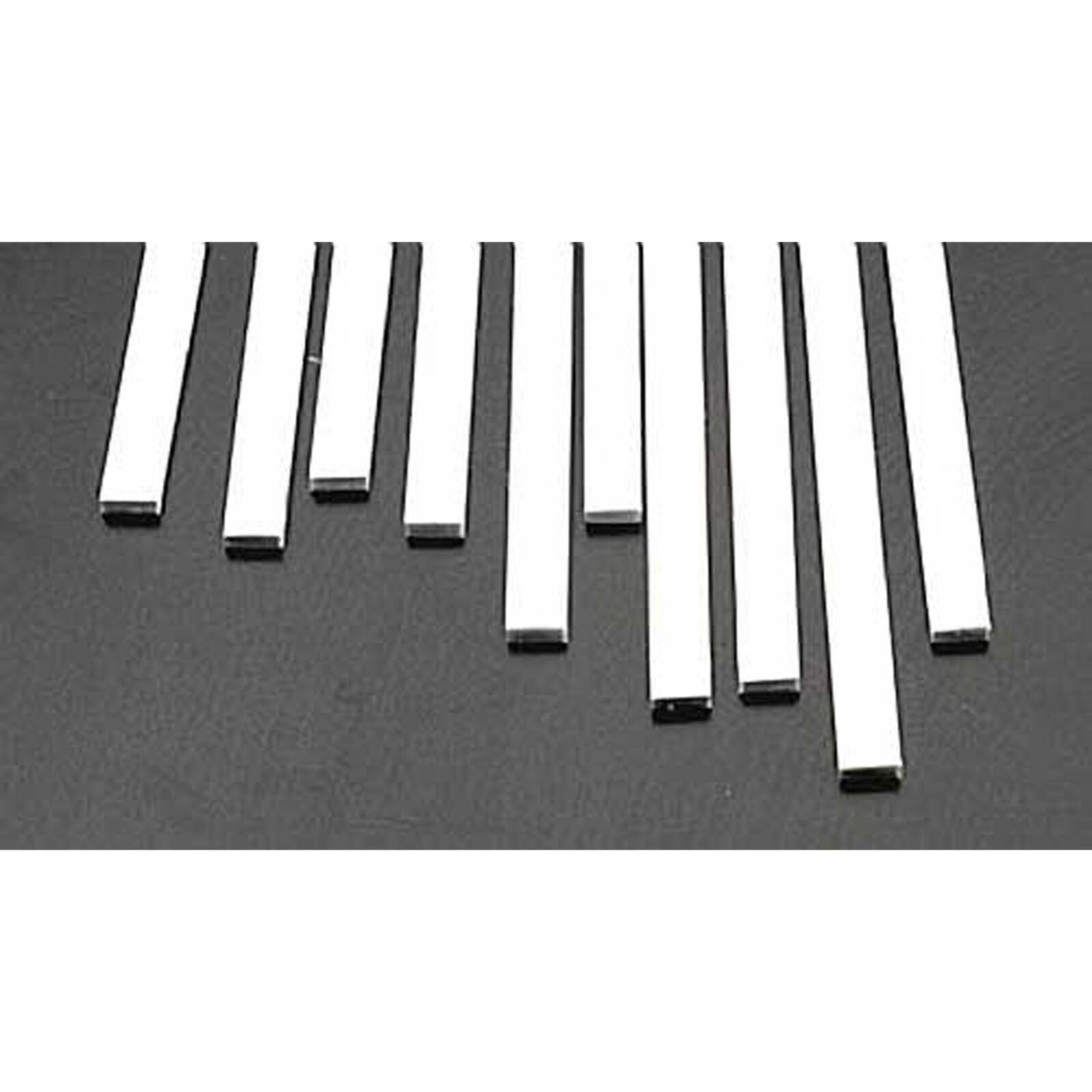 MS-1025 Rect Strip,.100x.250(10)