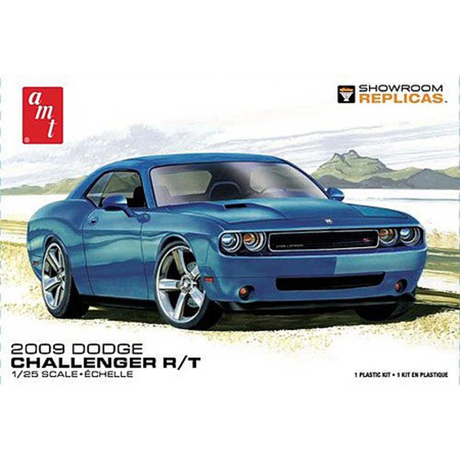 1/25, 2009 Dodge Challenger R/T, Model Kit