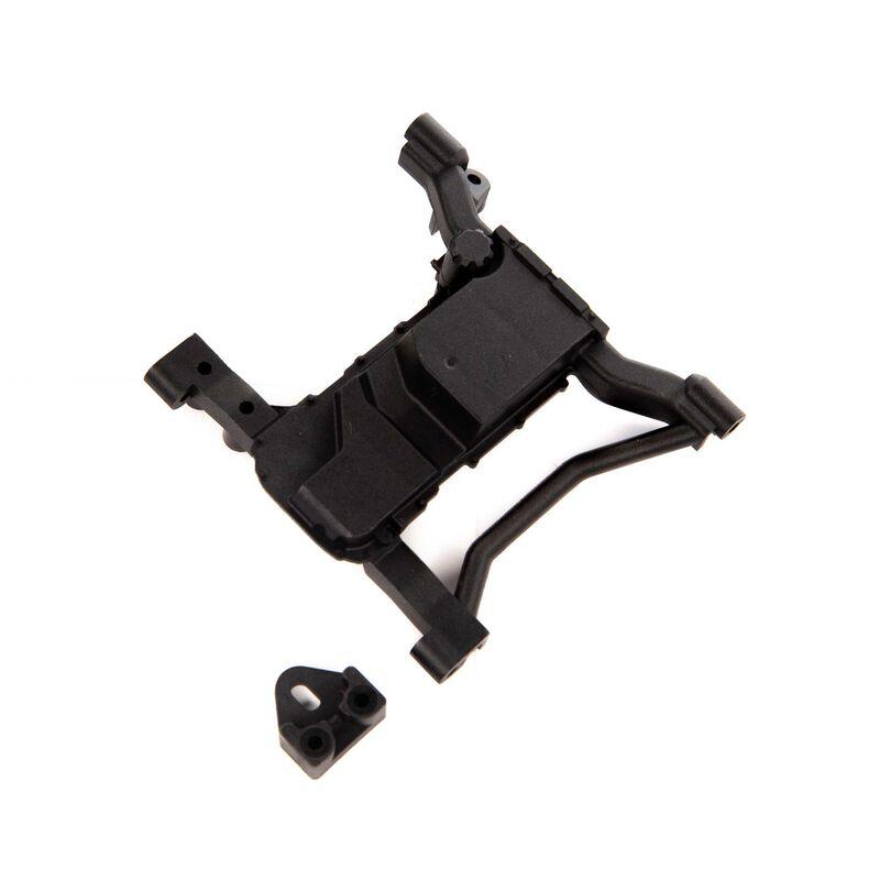 Steering Mount Chassis Brace: SCX10 III