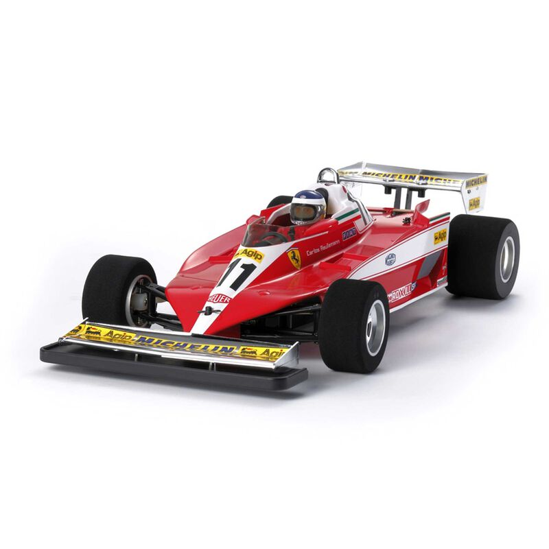 1/10 Ferrari 312T3 F-1 On-Road 2WD F104W Kit