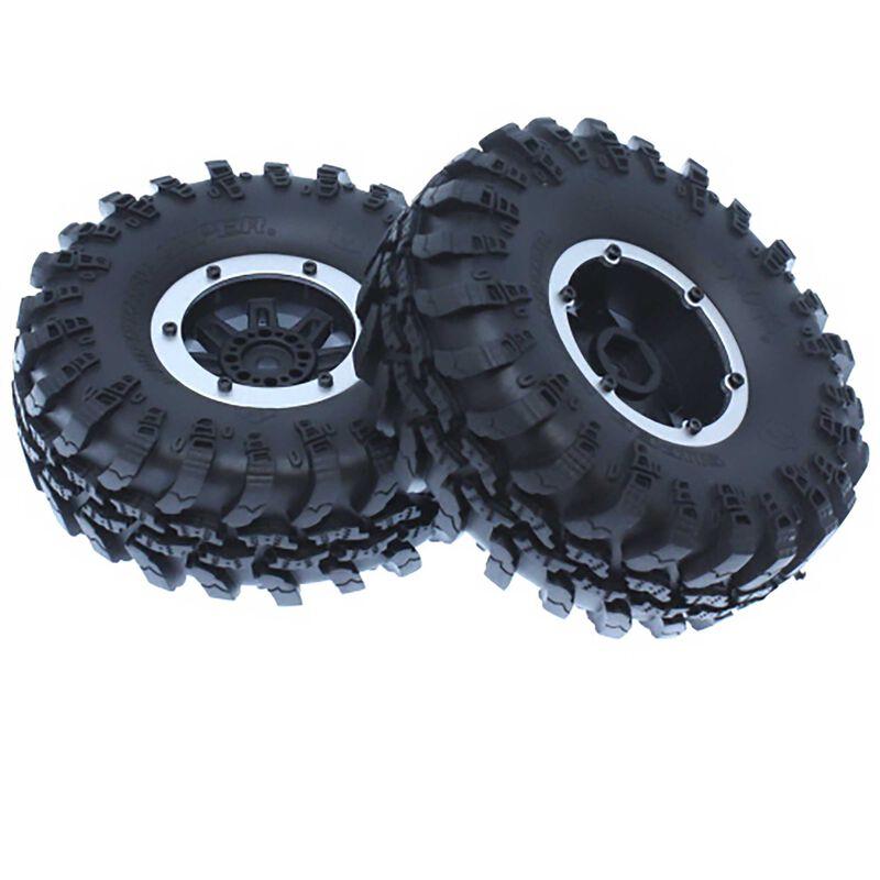 Pre-Mounted Tire Set: Everest Gen7 Pro