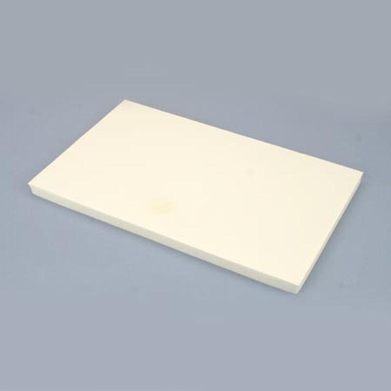 "Protective Foam Rubber Sheet, 1/2"""