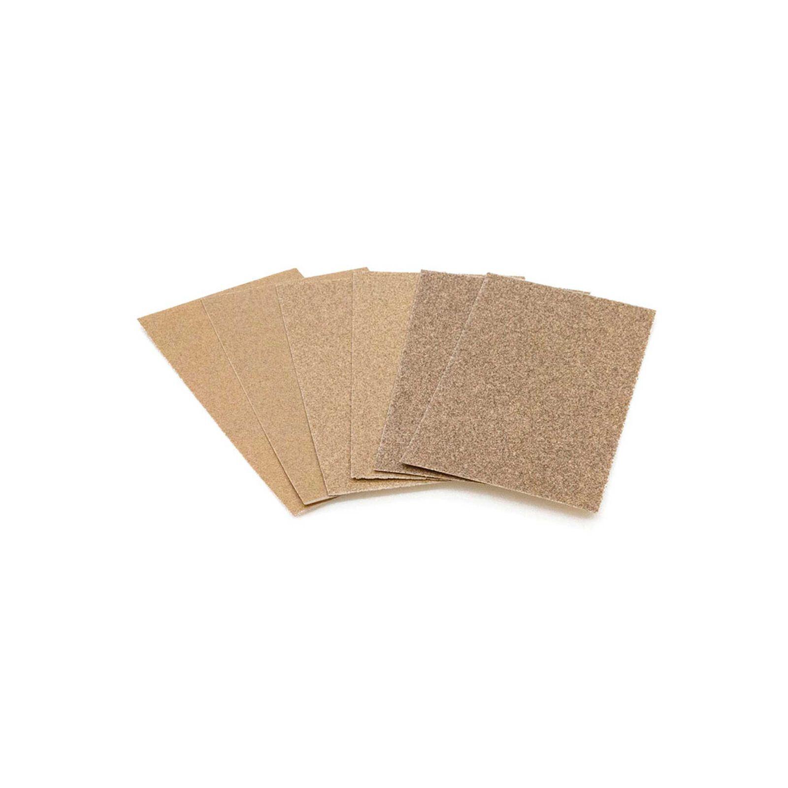 Sandpaper Assortment