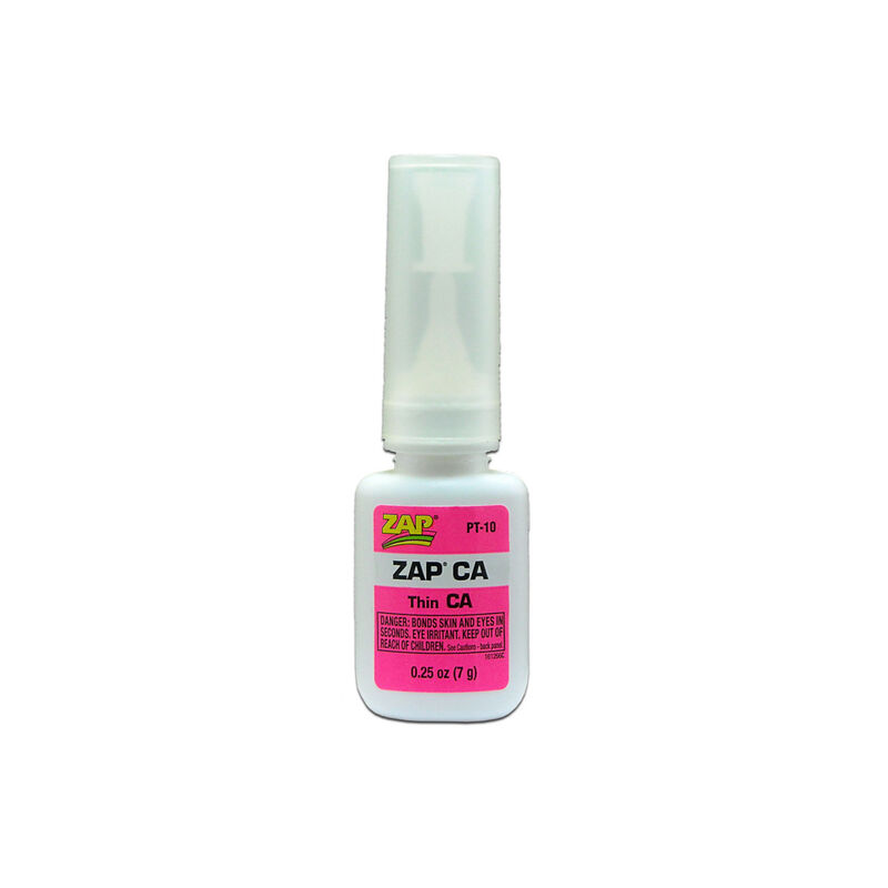 Zap Thin CA Glue, 1/4 oz