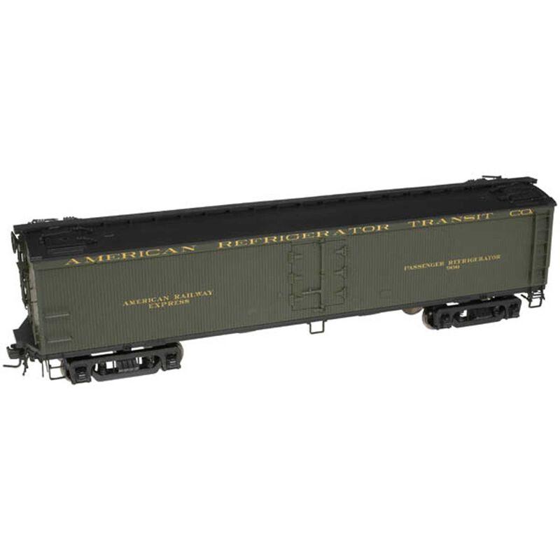 "O 53' 6"" Wood Express Reefer, ART (2R)"