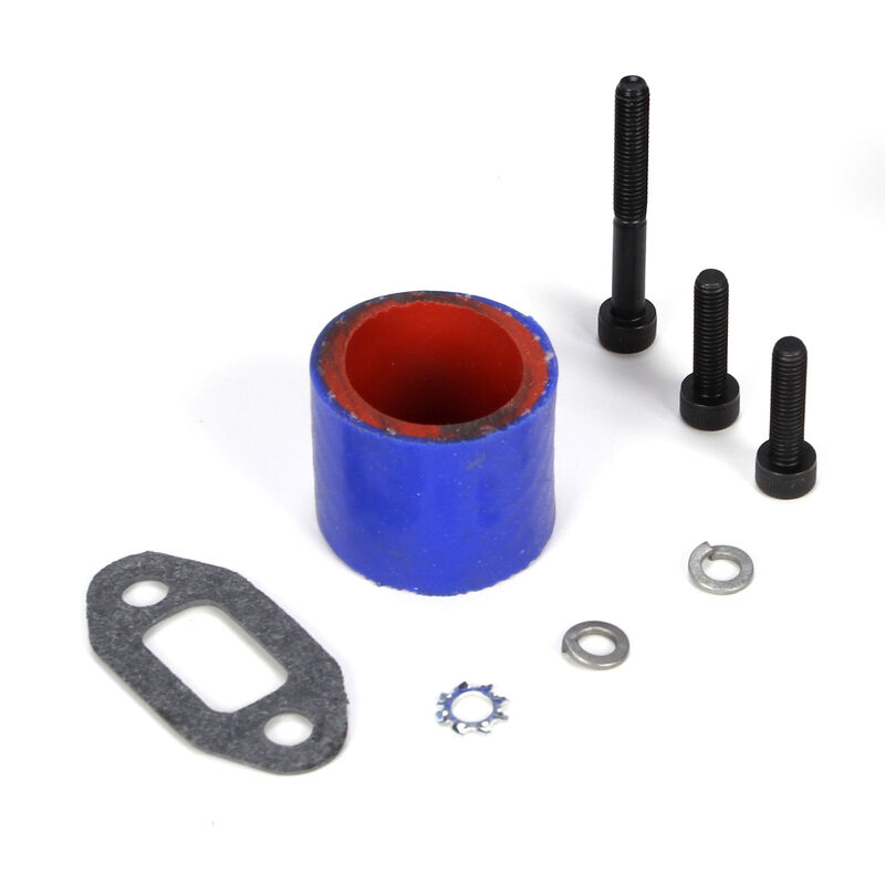Tuned Pipe Hardware Set: 5IVE-T