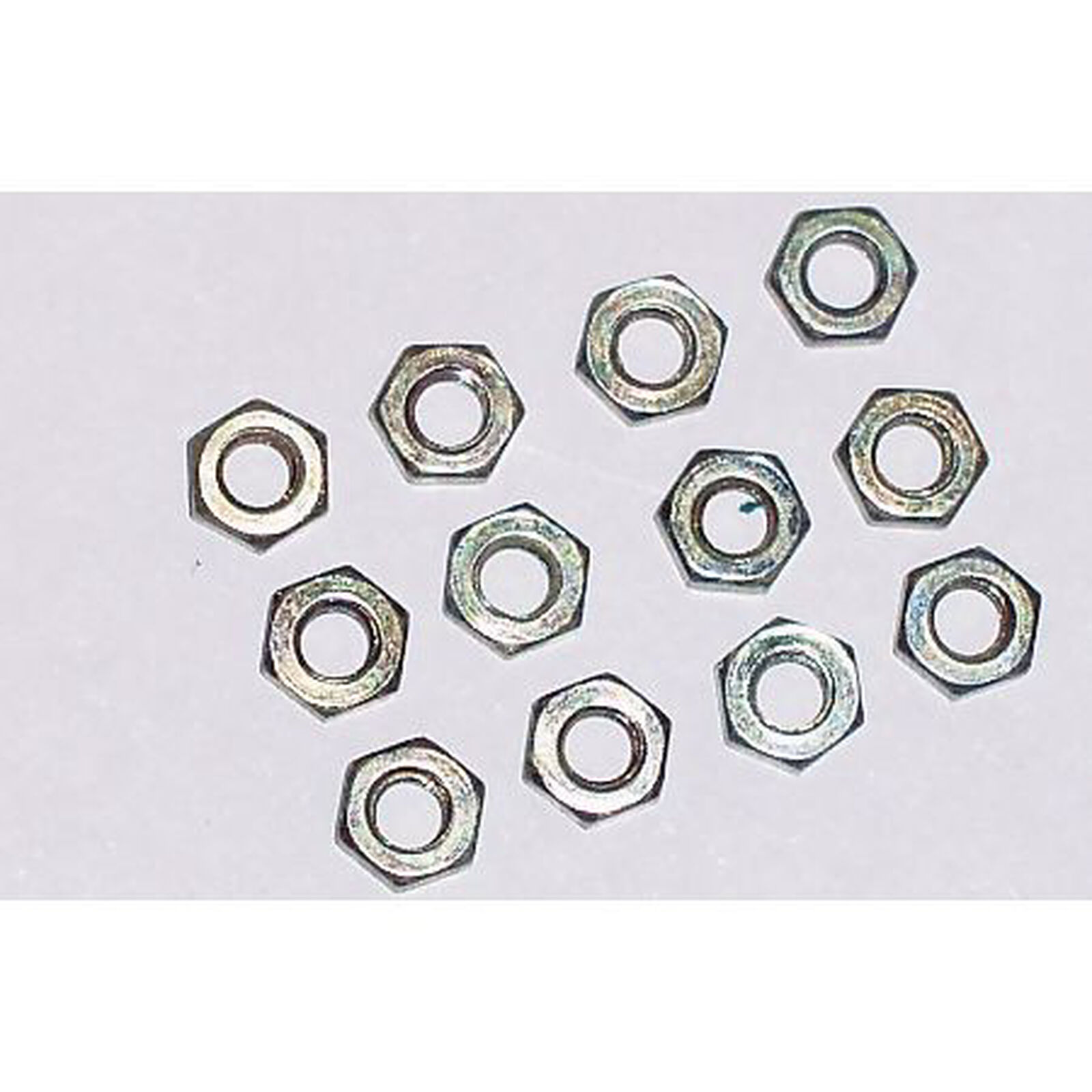 4-40 Threaded Hex Nuts