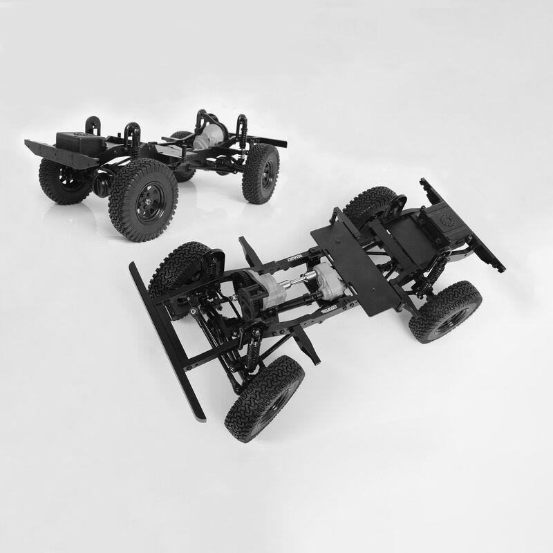 1/10 Gelande II 4WD Truck Chassis Kit