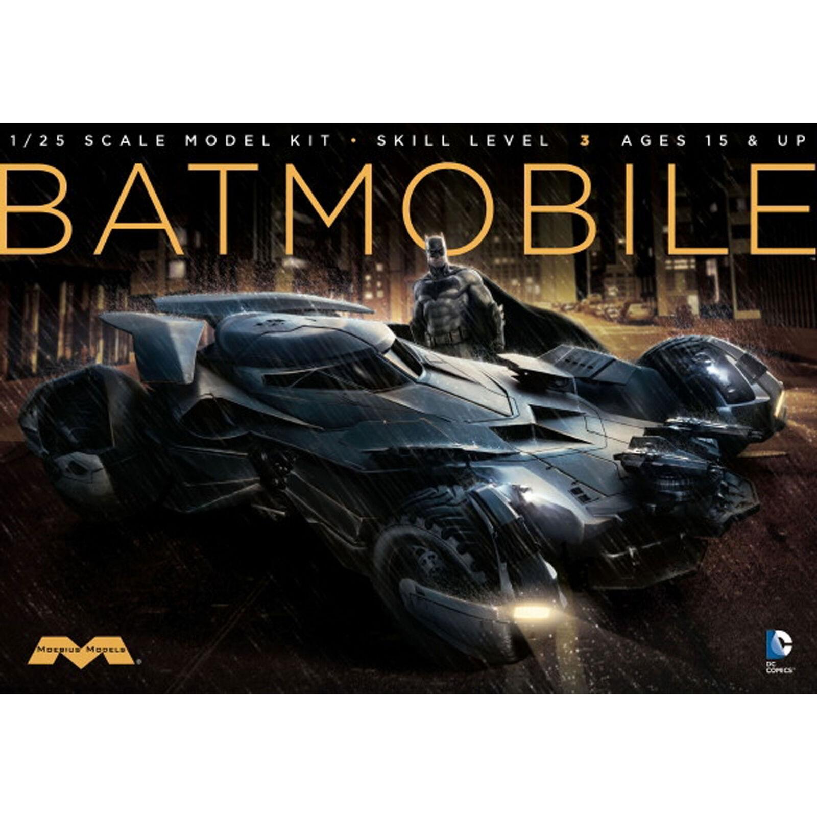 Batman Vs Superman: Dawn of Justice Batmobile
