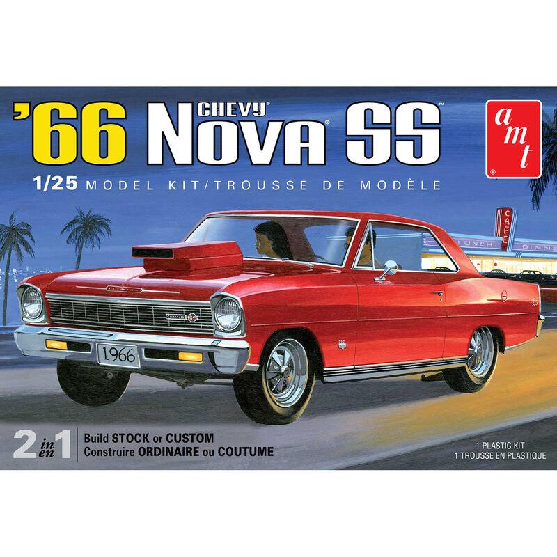 1/25 1966 Chevy Nova SS