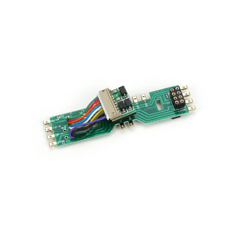 HO DCC Adapter Board, Genesis