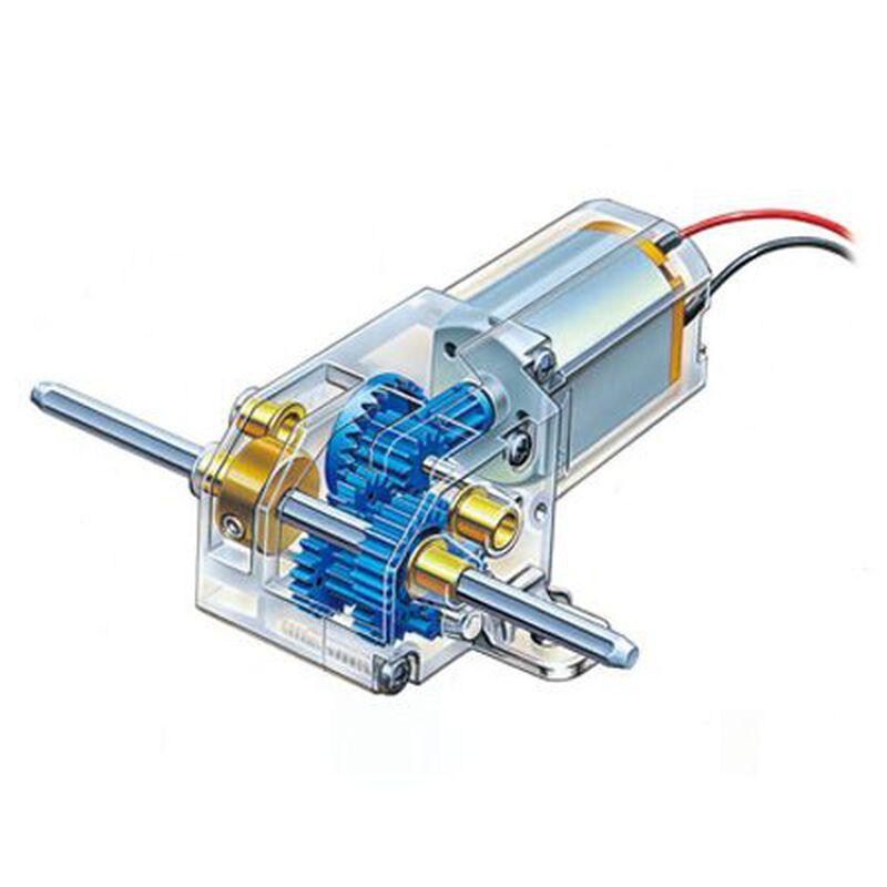 Mini Motor Gearbox 8-Speed