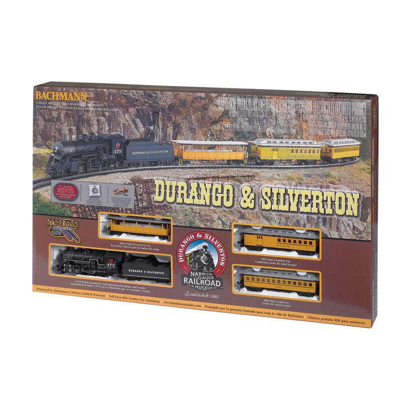 HO Durango & Silverton Set