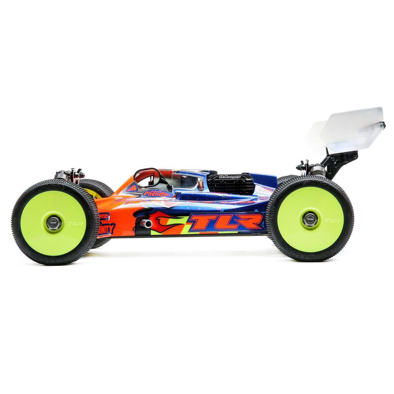 1/8 8IGHT-X 4WD Nitro Buggy Elite Race Kit