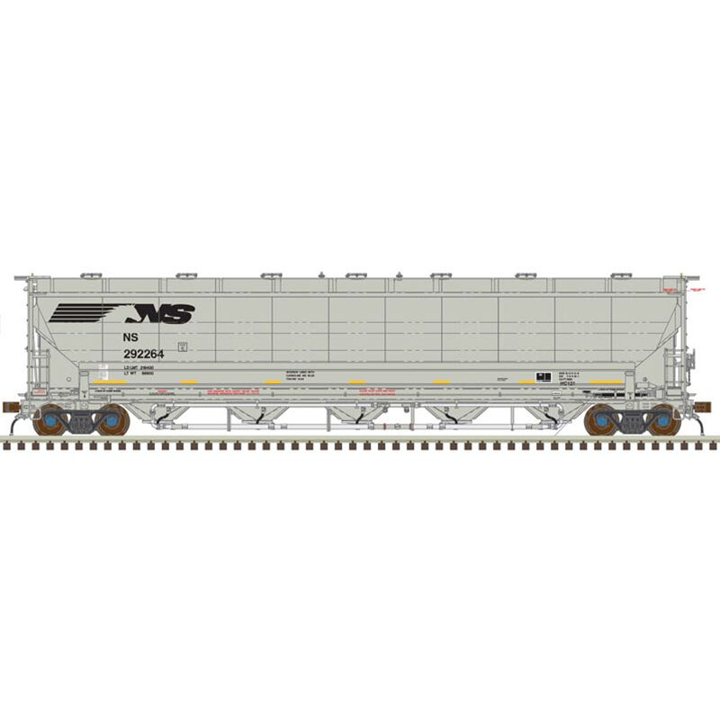 HO Trinity 5660 Covered Hopper NS #292289