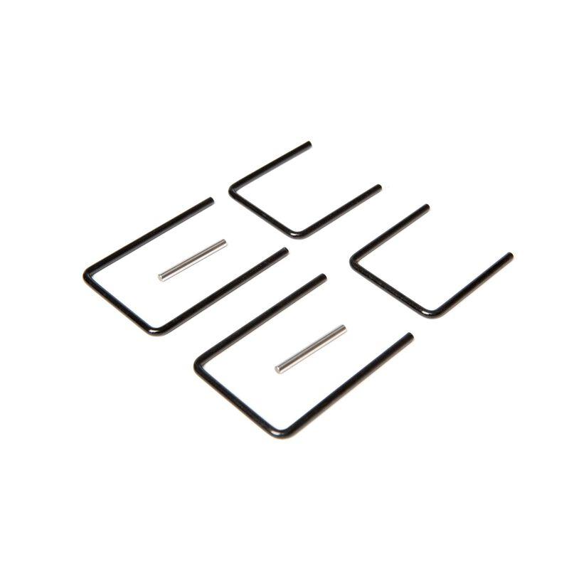Hinge Pin Set: 1/10 4wd All