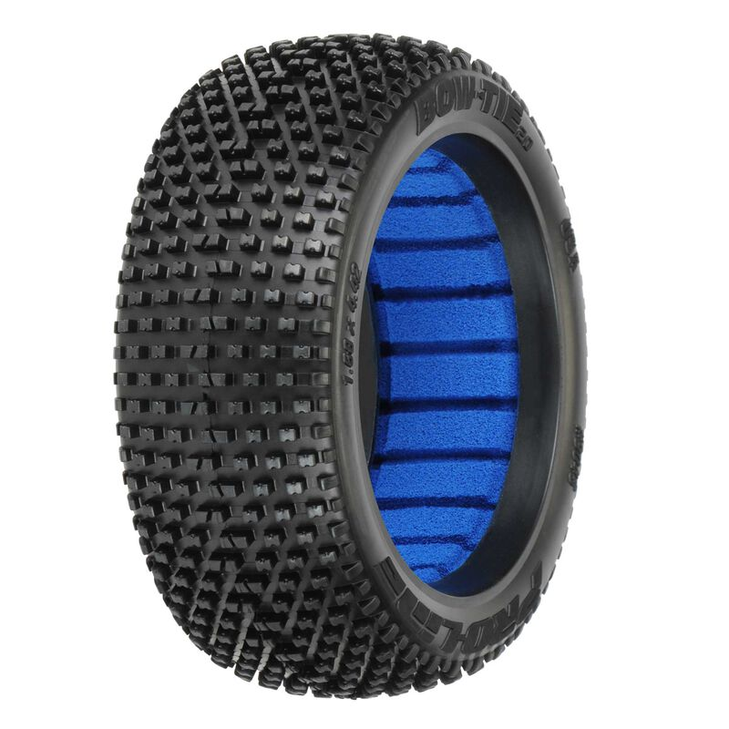 1/8 Bow-Tie 2.0 X2, Off-Road Tires: Buggy
