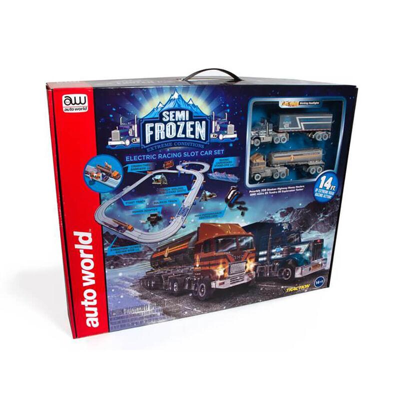 14' Semi-Frozen Extreme Conditions Slot Race Set