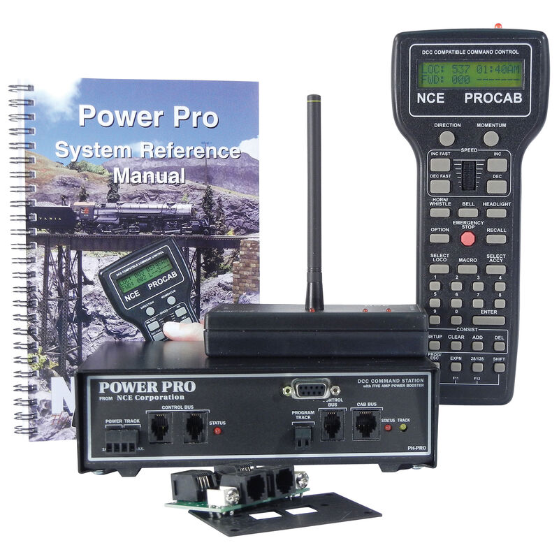 Power Pro Starter Set with Radio, PH-PRO-R/5A