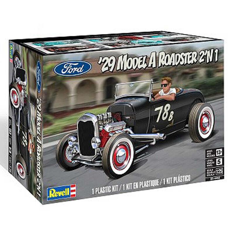 1 25 1929 Model A Roadster